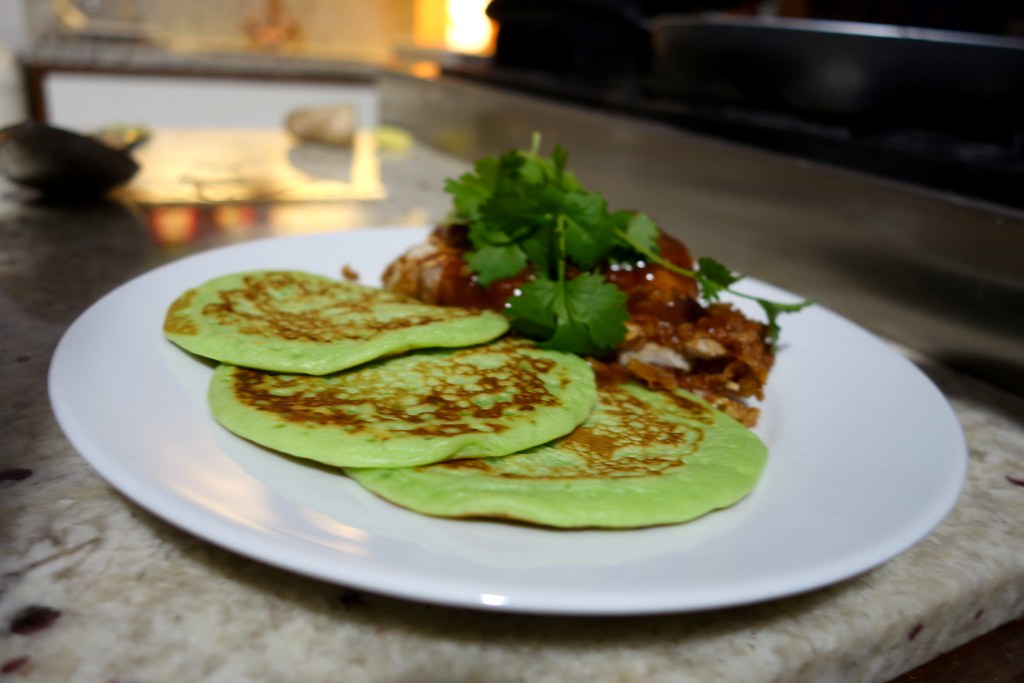 Rennie Happy Eating With Sorted Food Pandan Pancakes With Flickr