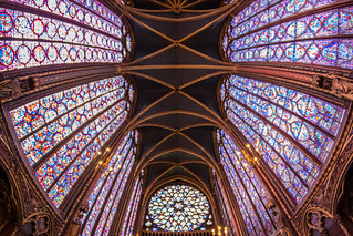 Sainte-Chapelle interior | by ruffin_ready