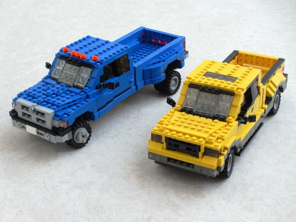 Lego Dodge Ram | www.imgkid.com - The Image Kid Has It!