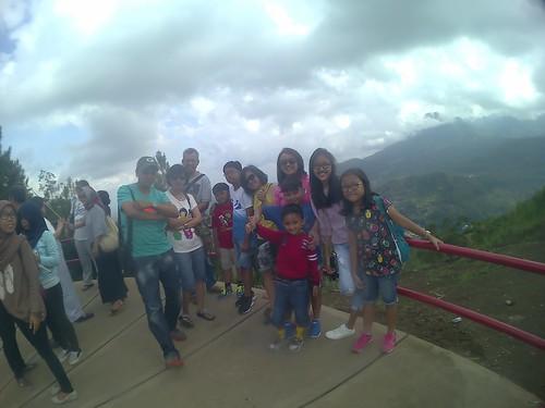 Berkunjung ke Rumah Pohon Batu Malang