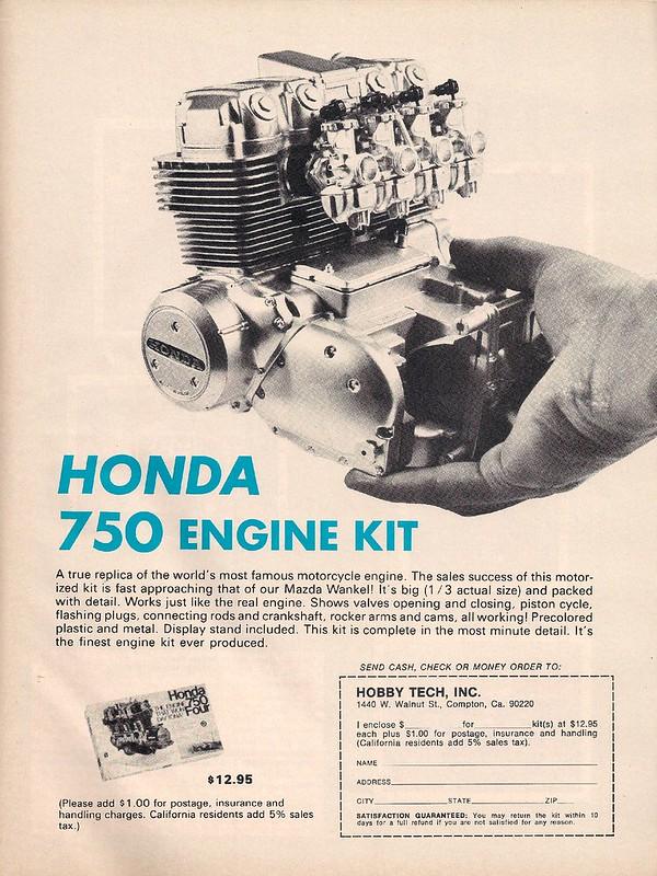Hobby Tech Honda 750
