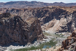 Orange River am Ararat View Point