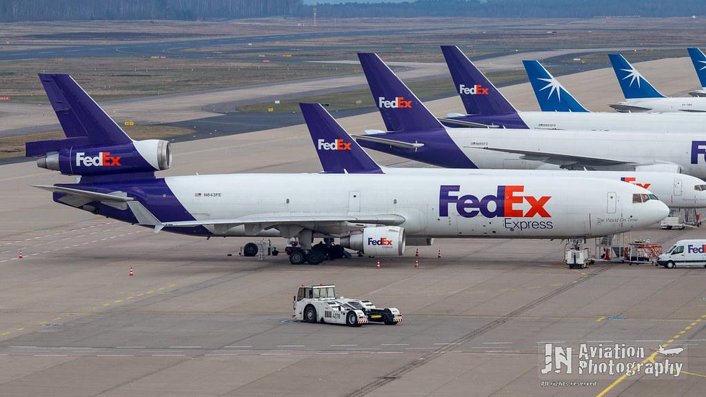 Fedex köln