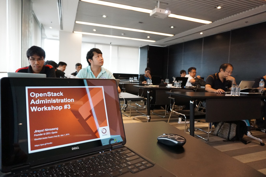 Opsta OpenStack Administration Workshop