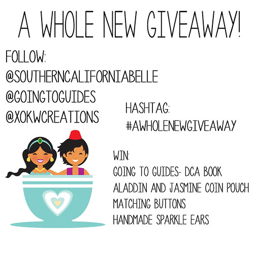 Whole new giveaway