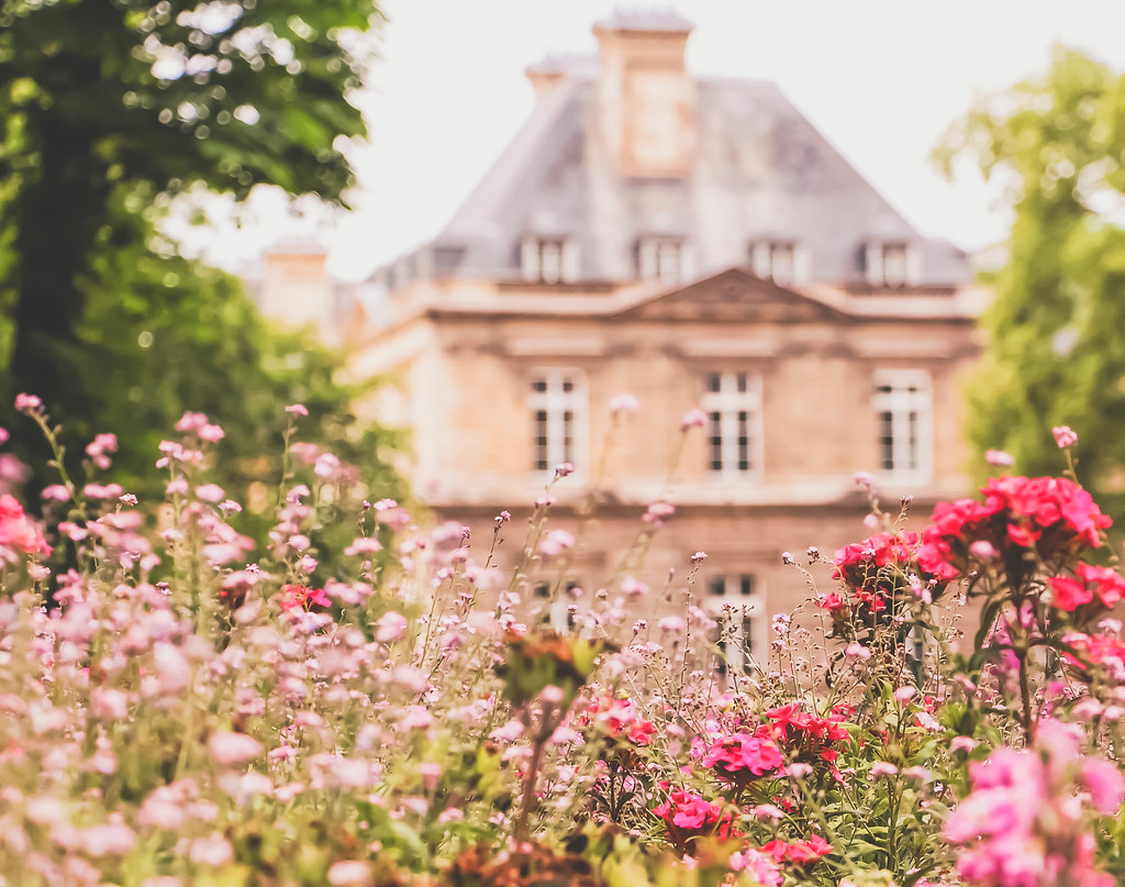 Jardin du Luxembourg, Paris, 24 hours in Paris guide