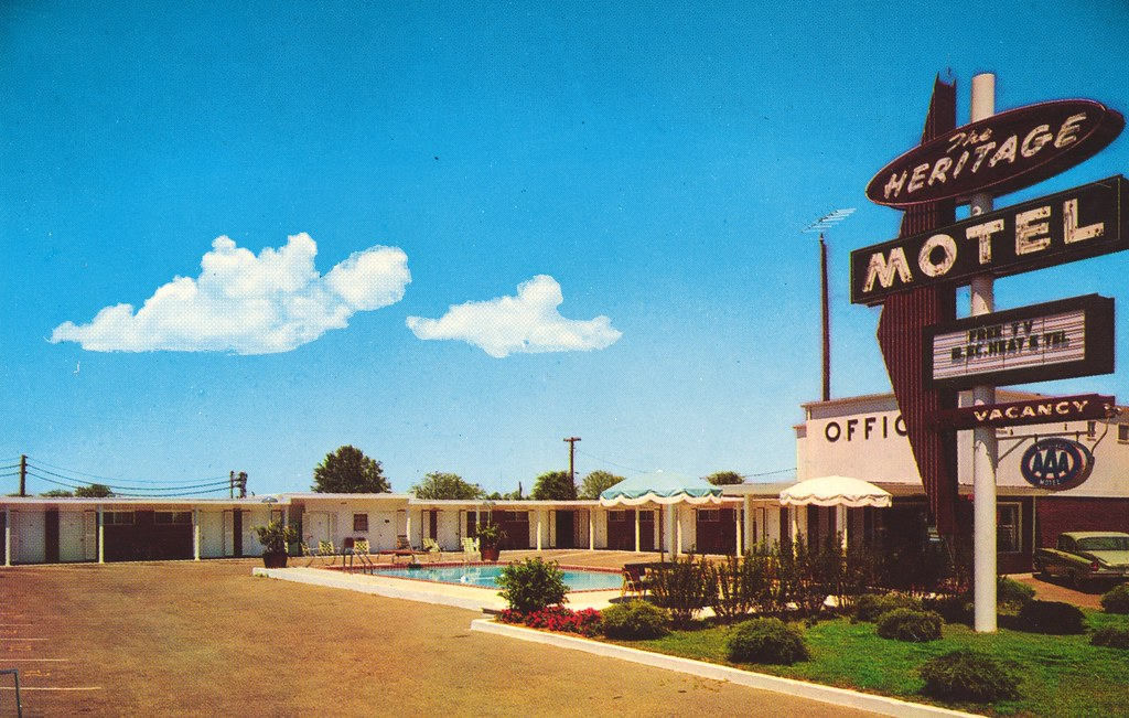 The Heritage Motel - Columbus, Mississippi