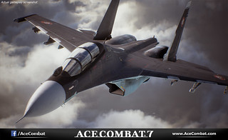 Ace Combat 7 анонсирован для PS4 и PlayStation VR