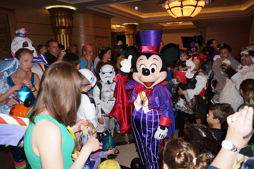 Mickey Mouse at Mickey's Mouse-querade Party | by Disney, Indiana