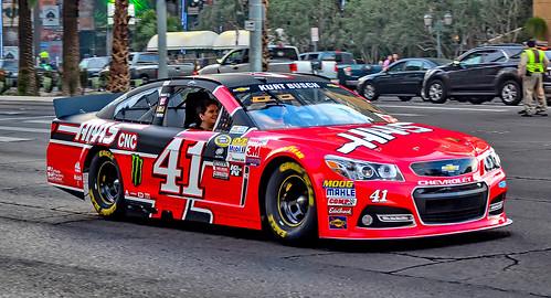 Kurt Busch Car Jaskie