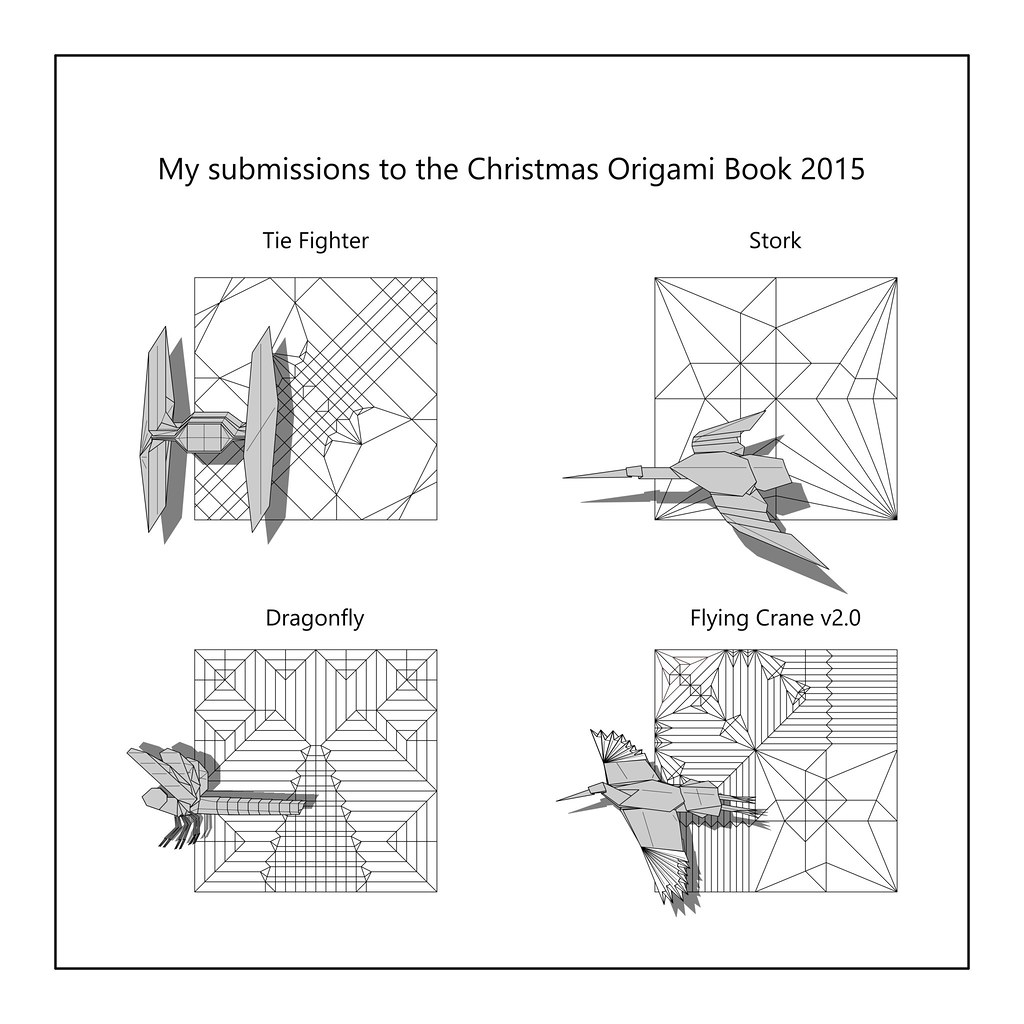 Diagrams to be published in christmas origami book 2015 flickr diagrams to be published in christmas origami book 2015 by mdanger217 pooptronica Image collections