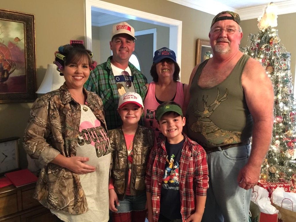 redneck christmas party december 2015 by just jennifer - Redneck Christmas