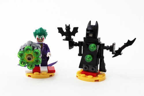 The LEGO Batman Movie The Joker Battle Training (30523)