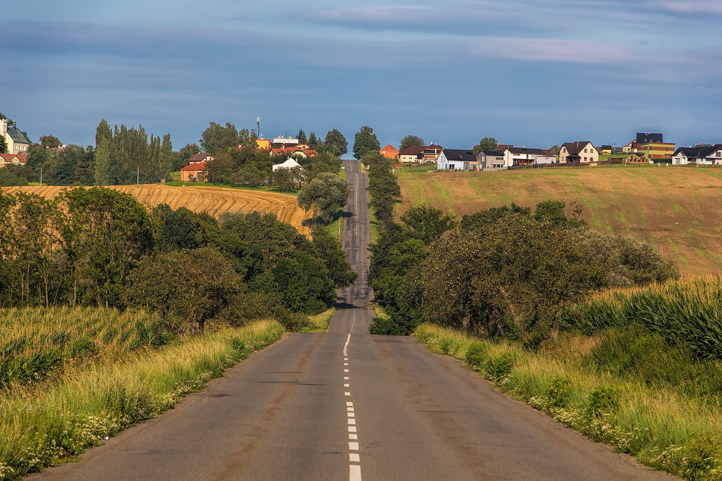 道路。Jan Fidler(CC BY 2.0)