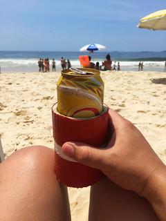 Playa Copacabana Skol