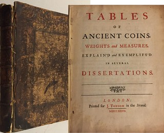 Arbuthnot's Tables of Ancient Coins