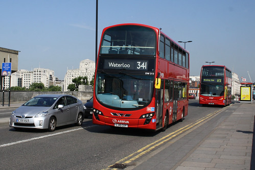 Arriva London North DW313 LJ10CUY