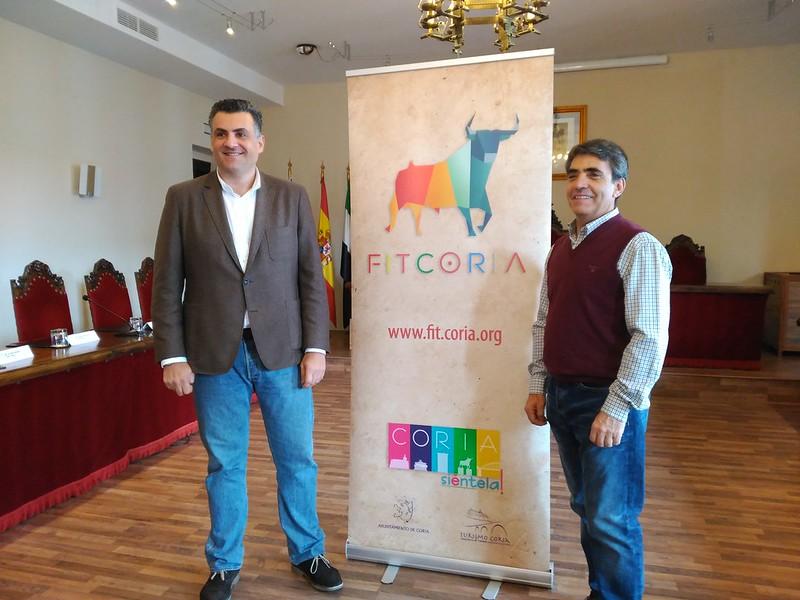 El Ayuntamiento de Coria promocionará la IV Feria Internacional del Toro en la XXVII Feria del Toro de Olivenza