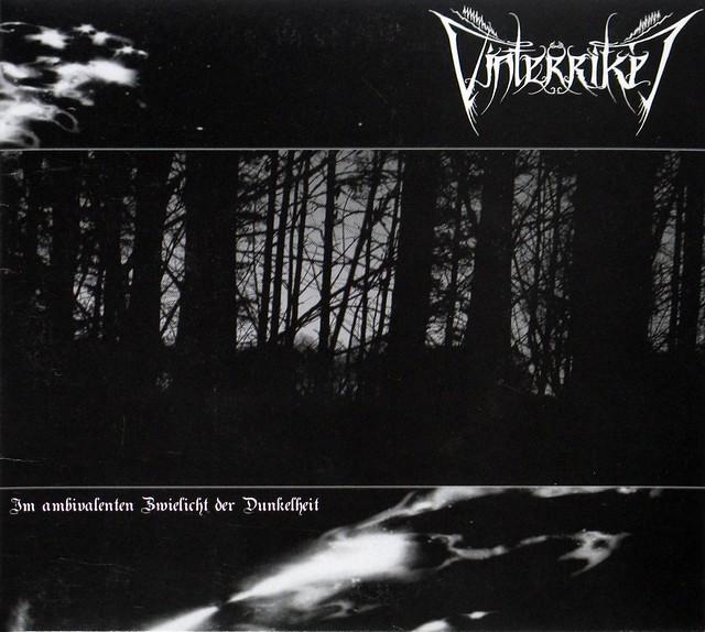 Vinterriket Im Ambivalenten Zwielicht der Dunkelheit Limited Edition hand-numbered (#/555)