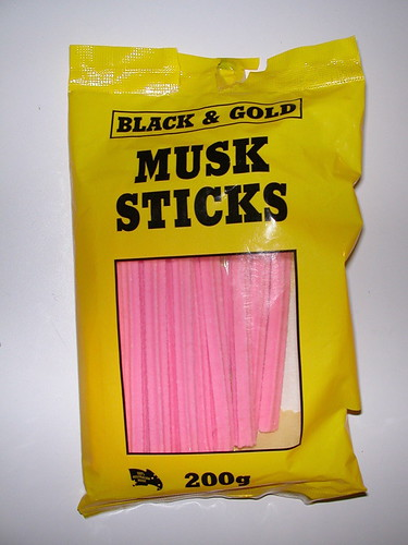 Musk Sticks | by Wade Rockett