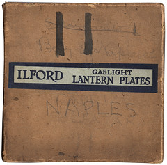 ilford gaslight lantern plates | by maraid