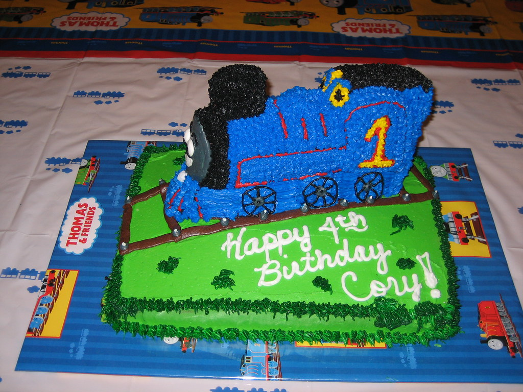 Happy Birthday Cory Made This Cake For My Son S 4th