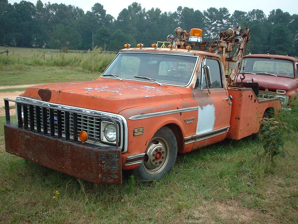 1967 chevrolet c30 tow truck arthur ash iii flickr