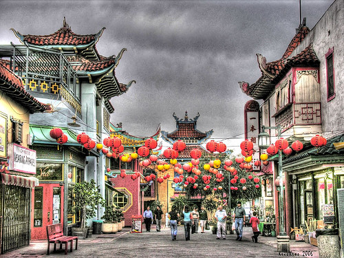 old chinatown | ©...