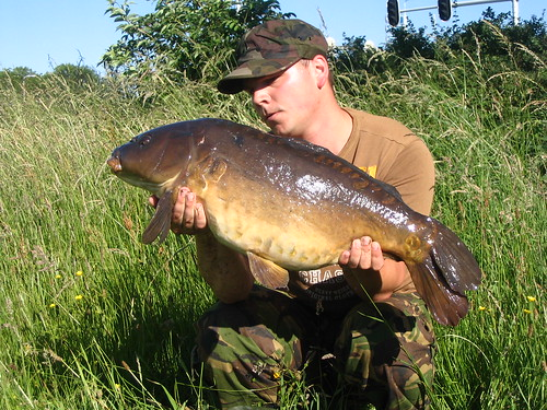11 KG Mirror Carp | by The Happy Fisherman