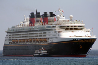 Disney Cruise Ship | by Wil C. Fry