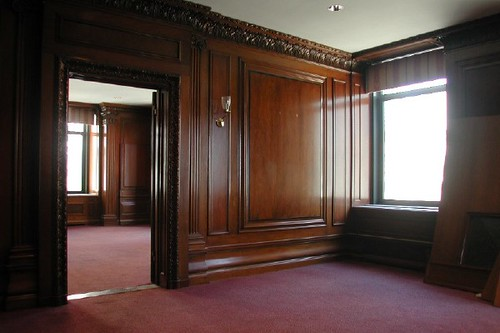 Location Scout   Wood Paneled Office | Sam Rohn :: Location U2026 | Flickr