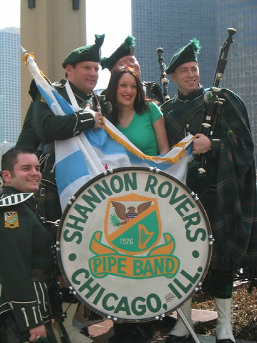 Shannon Rovers Pipe Band | The Shannon Rovers are very ...