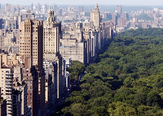 Central Park and its Western Escarpment | by Richard-