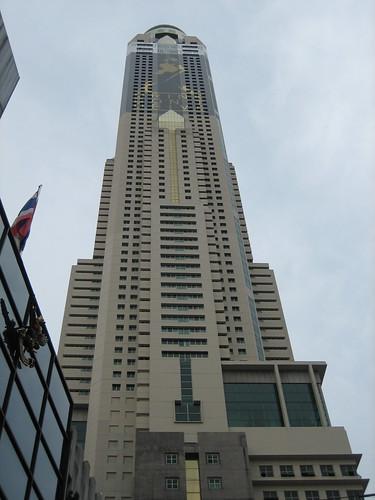 The tallest hotel in the world baiyoke skyline erik for Tallest hotel in the world
