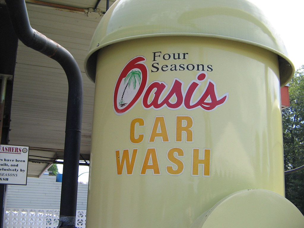 Oasis Car Wash New Bern Ave