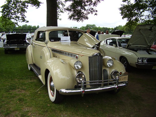 Monmouth Classic Car Show