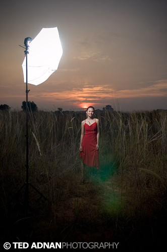 Epa in red dress lighting set up lighting set up for epa flickr epa in red dress lighting set up by ted adnan workwithnaturefo