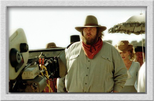 "john Candy ""wagons east"". 