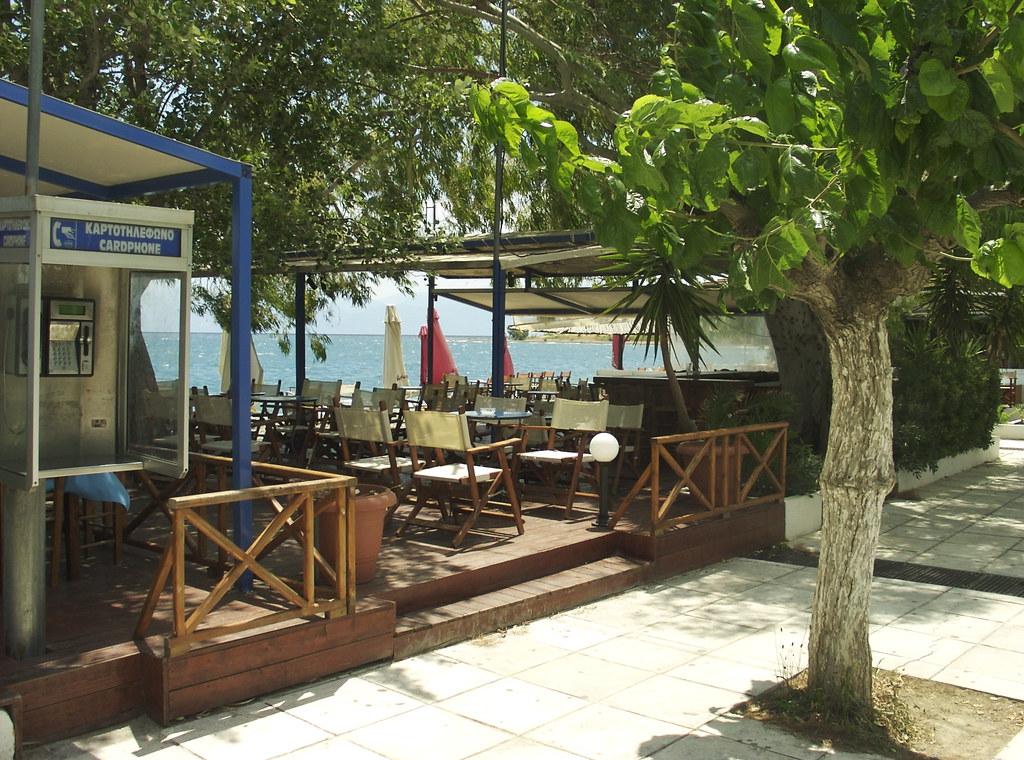 Waterfront Cafe And Bar Mangonui Menu