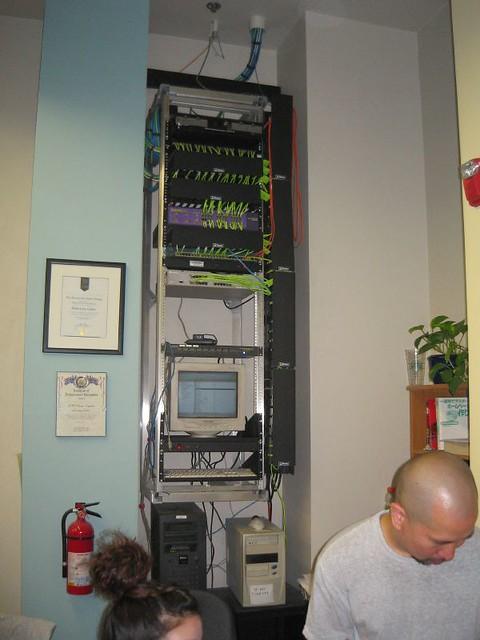 homemade DiskCtr server central | Zero Divide | Flickr