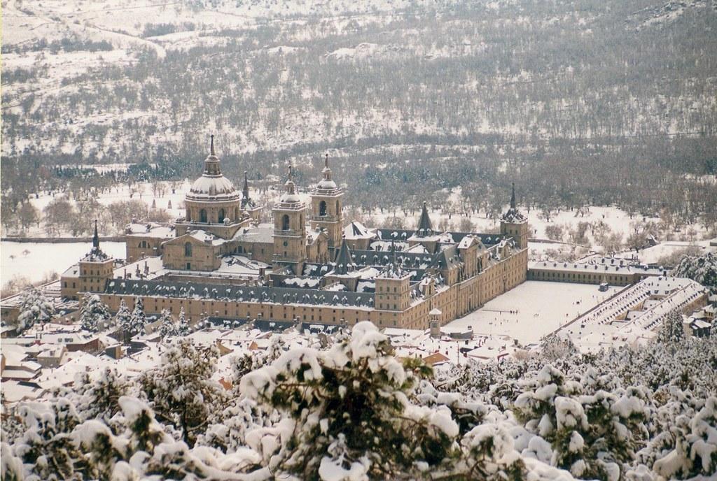 escorial nevado
