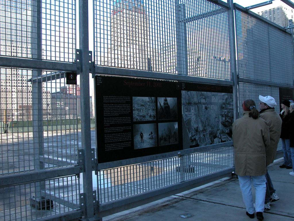 Ground Zero 2002 @New York