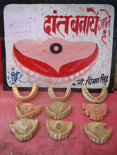 Roll Up for Your Dentures! | by Meanest Indian