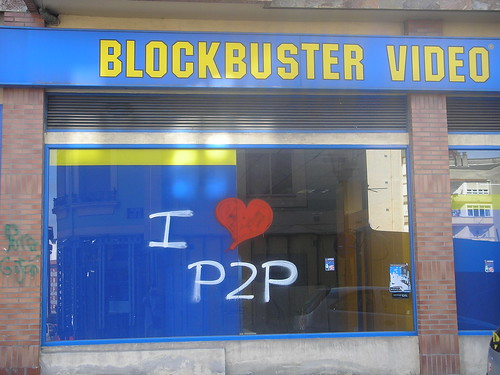 I love P2P | by RocketRaccoon