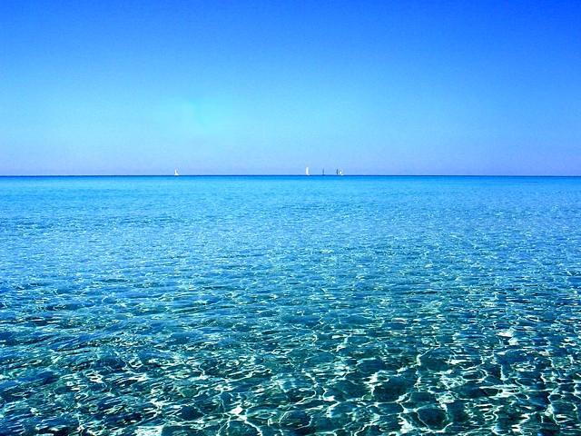 Mar azul jos luis ruiz flickr - Fotos fondo del mar ...