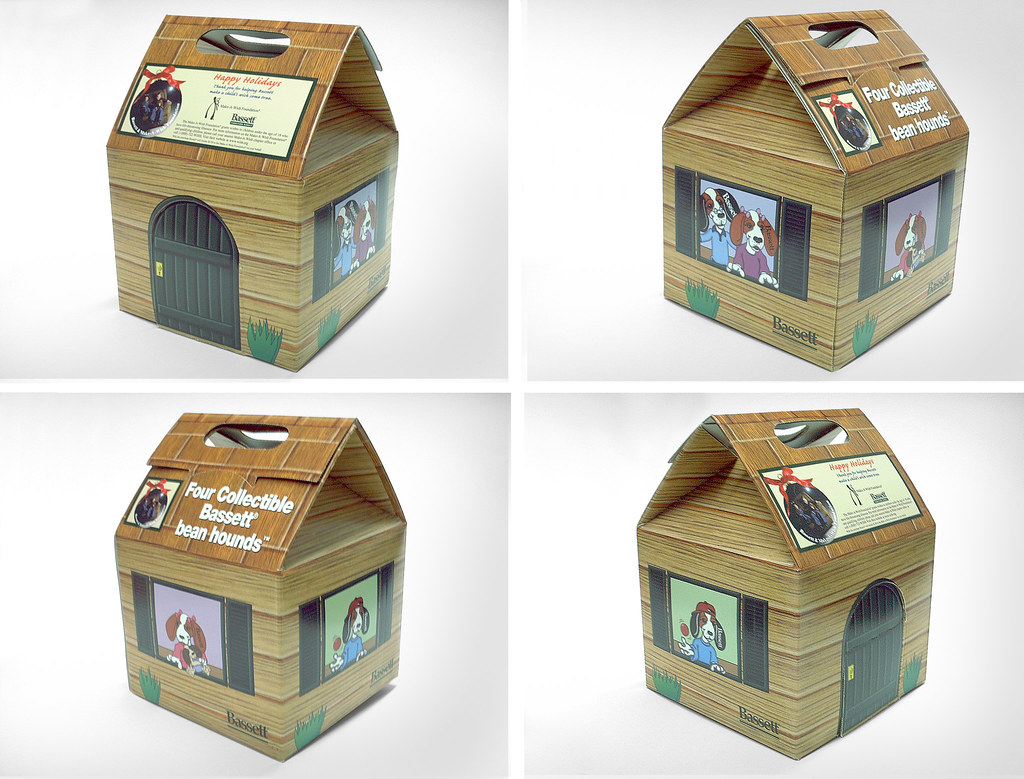 Dog House Package 02 Packaging Design Created For