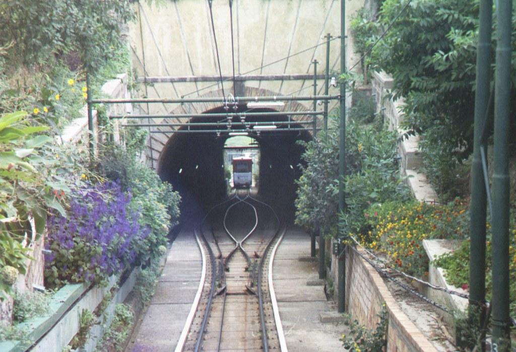 Funicular railway, Capri | John Haslam | Flickr