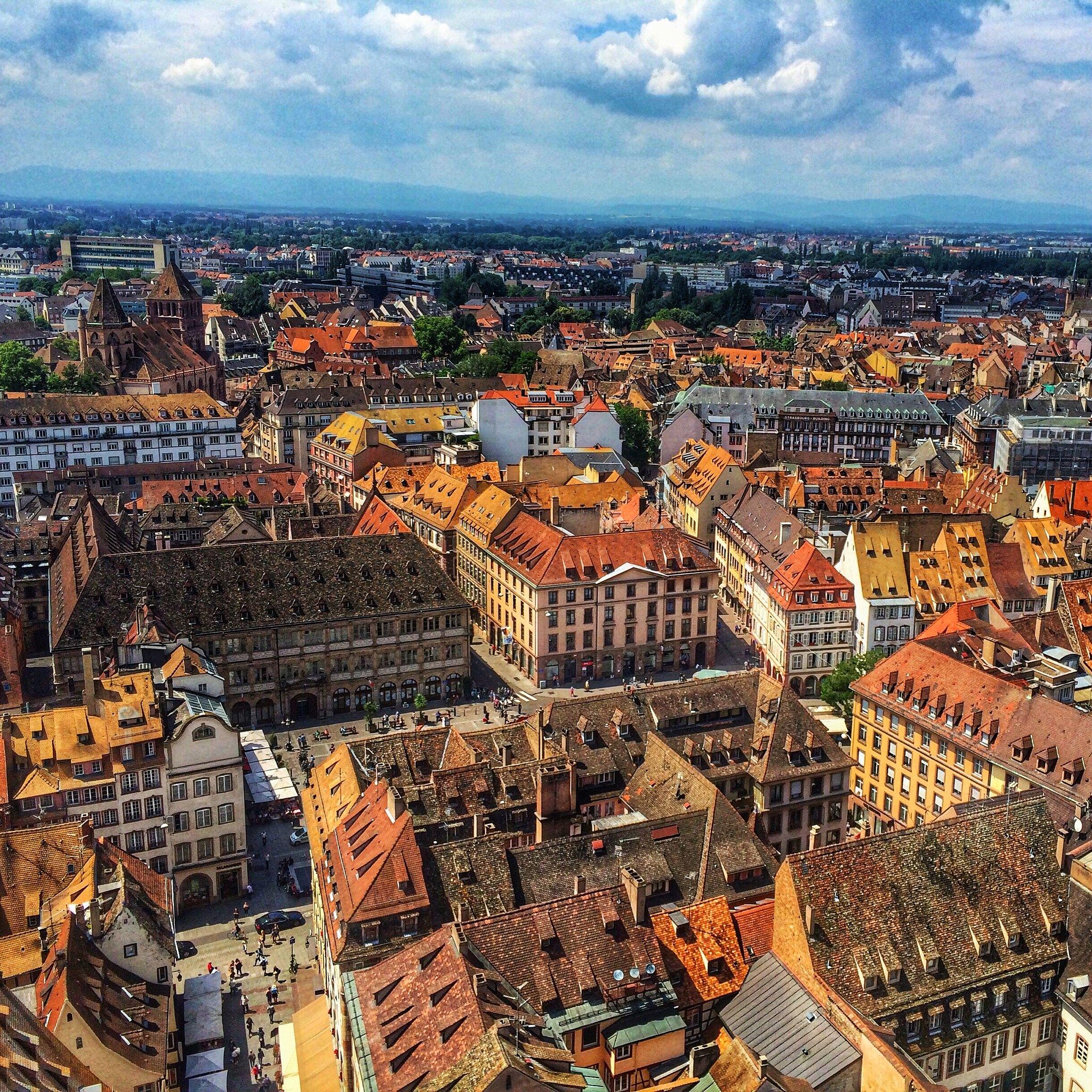 Strasbourg, France - 2015