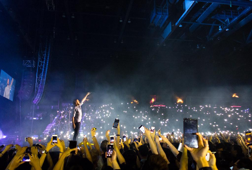 Imagine Dragons Tour  Schweiz