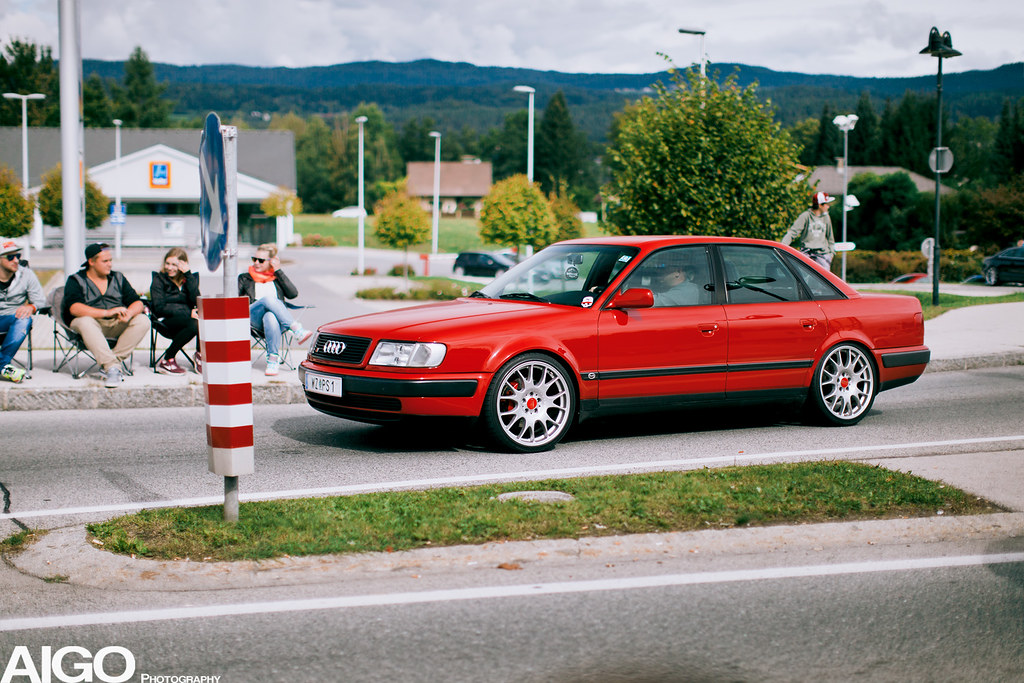 Audi 100 S4 C4 W 246 Rthersee 2015 For More Visit My